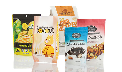 Food & Snacks Packaging